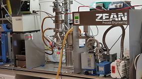 Foto de Plantas de destilación de laboratorio y piloto