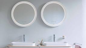 Foto de Novedosos espejos tanto por diseño como por prestaciones presenta las últimas colecciones de Duravit