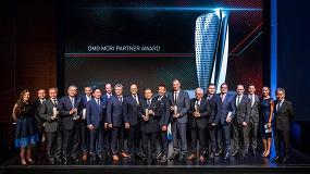 Foto de DMG MORI honra con sus Partner Award 2019 a los principales socios proveedores