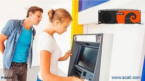 Foto de Scati lanza un videograbador inteligente para ATMs