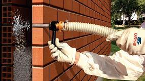 Foto de Ursa Pure Floc KD, el nuevo aislante insuflado ideal para la rehabilitación de edificios