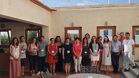 Foto de La AEI Tèxtils estuvo presente en el primer curso de verano de Context, la red de expertos europeos en materiales textiles avanzados