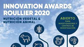 Foto de Abierta la inscripción a los Premios a la Innovación Roullier 2020