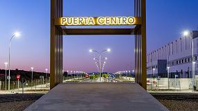 Foto de Schréder ilumina la plataforma Puerta Centro-Ciudad del Transporte de Guadalajara