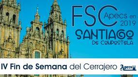 Foto de Apecs celebra el IV Fin de Semana del Cerrajero en Santiago de Compostela