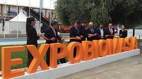 Foto de Más de 16.500 profesionales acuden a Expobiomasa 2019