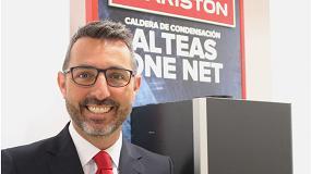 Foto de Entrevista a Rubén Santos, nuevo director comercial de Ariston en España