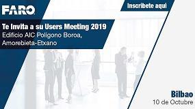 Foto de Faro organiza su 'User Meeting 2019' en Bilbao el próximo 10 de octubre en el AIC