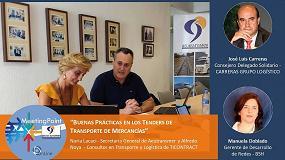 Foto de Los tender en Transporte y Logística, un enfoque plural en Aeutransmer
