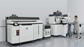 Foto de Weerg realiza un pedido récord de sistemas HP Jet Fusion 5210