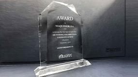 Foto de Muratec reconoce a Maquinser en EMO por superar los 400 tornos vendidos en España y Portugal