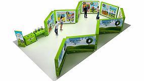 Foto de La expo de TNU Recicla y Sonríe estará en Ecofira