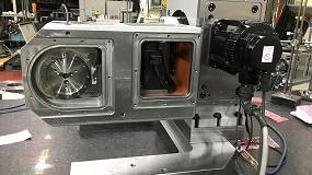 Foto de Matsumoto Machine Corporation incorpora el sistema de encóder incremental óptico sin contacto TONiC de Renishaw