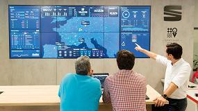 Foto de SEAT gestiona 16 millones de piezas al día en tiempo real con Control Tower