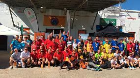 Foto de Spit patrocina el 2º Campeonato de Espeleología y Cañones de Castilla La Mancha