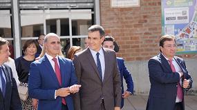 Foto de Pedro Sánchez inauguró la Feria Ganadera de Zafra entre división de opiniones