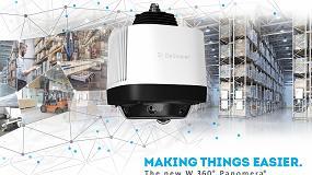 Foto de La nueva serie de cámaras Panomera W de Dallmeier ofrece máxima rentabilidad y funcionalidad para la captación de grandes áreas