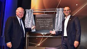 Foto de Lord Bamford inaugura oficialmente las nuevas instalaciones de JCB en Alemania