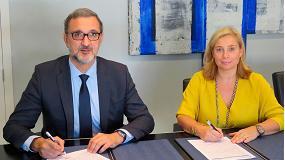 Foto de La AEE y Aenor firman un acuerdo para impulsar la formación y el conocimiento de las normas en el sector eólico