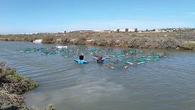 Foto de CTAQUA presenta su acción piloto de acuicultura integrada