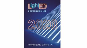 Foto de ALG presenta su catálogo LightED Series 2020