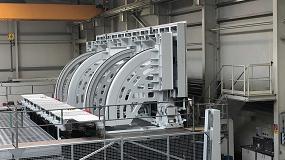 Foto de MSB GmbH & Co. KG optimiza la fabricación de costillas de ala de avión