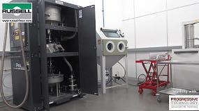 Foto de Sistema de recuperación de polvo de fabricación aditiva