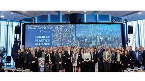 Foto de EuPC y Anaip se suman a la declaración de la Circular Plastics Alliance, firmada por más de 100 organizaciones