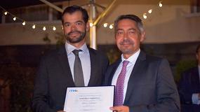 Foto de Bosch Termotecnia recibe el premio 'Socio ITH Tecnológico'