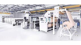 Foto de Desarrollo de nuevos productos textiles en el centro tecnológico de Brückner