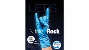 Foto de Ramos STS lanza proteHo Nitrile Rock, un guante de nitrilo más largo, más resistente y con la protección más completa
