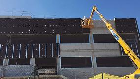 Foto de Ursa amplía su gama de lanas minerales con un nuevo panel para fachadas ventiladas