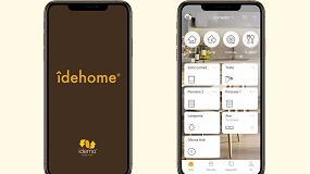Foto de Idehome, un sistema de domótica integral compatible con Alexa, Google Assistant y Siri