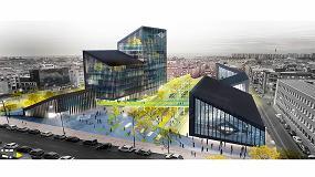 Fotografia de La nueva sede de Metro de Madrid será un edificio ecológico que evoca su historia centenaria