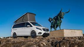 Foto de Mercedes-Benz Vans en el Salón Internacional del Caravaning 2019