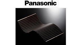 Foto de Amorton, celdas fotovoltaicas de silicio amorfo