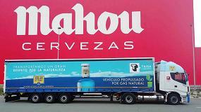 Foto de La logística de Mahou San Miguel, la mejor compañía española de bebidas