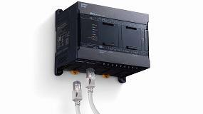 Foto de Omron lleva el IoT a las aplicaciones compactas con el nuevo controlador todo en uno CP2E