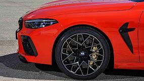 Foto de Neumáticos Pirelli P Zero a medida para el nuevo BMW M8