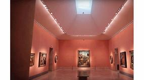 Foto de La nueva iluminación de Sylvania en el Museo Thyssen-Bornemisza finalista en los premios enerTIC Awards 2019