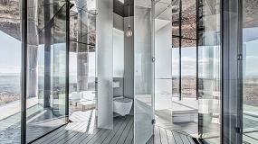 Foto de 'La casa del desierto' de Guardian Glass inspira a vivir a lo grande en espacios pequeños