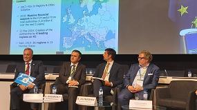 Foto de Aragón reitera en Bruselas el papel clave del hidrógeno para lograr los objetivos climáticos de la UE