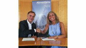Foto de Alimentaria y Produlce continúan con su colaboración en materia de internacionalización e innovación