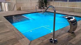 Foto de Piscina & Wellness Barcelona muestra una piscina más inteligente y sostenible