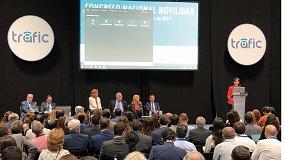 Foto de Trafic 2019 recibió la visita de más de 4.600 profesionales del sector de la movilidad