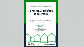 Foto de Jornada gratuita sobre politica energética en las pymes