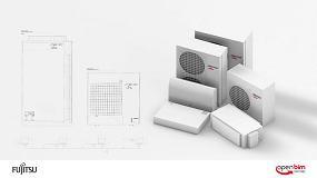 Foto de Eurofred presenta Open BIM Fujitsu, nuevo programa de diseño y cálculo de sistemas VRF