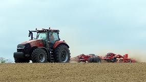 Foto de Case IH: nueva tecnología de la mano del agricultor