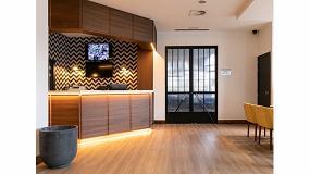 Foto de Adore Monarch, el suelo vinílico de Gabarró perfecto para el interiorismo de hoteles