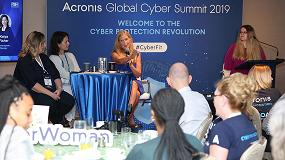 Foto de Acronis impulsa la ciberprotección, dejando atrás la copia de seguridad y la protección de datos tradicionales